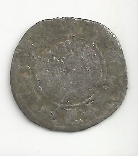 Dinero de Jaime II de Barcelona y de Aragón 1291-1327 Barcelona  2510