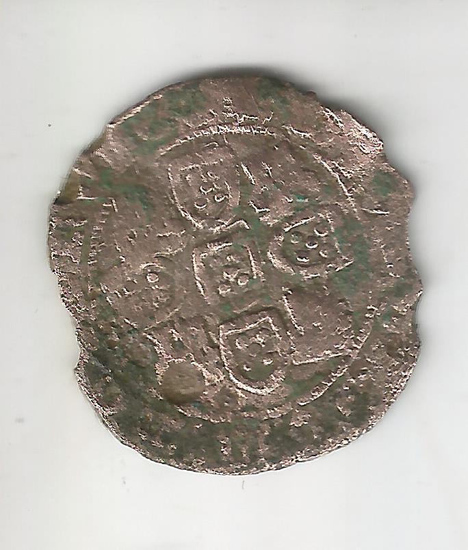 Real de Juan I de Portugal 1385-1433 Oporto 6810