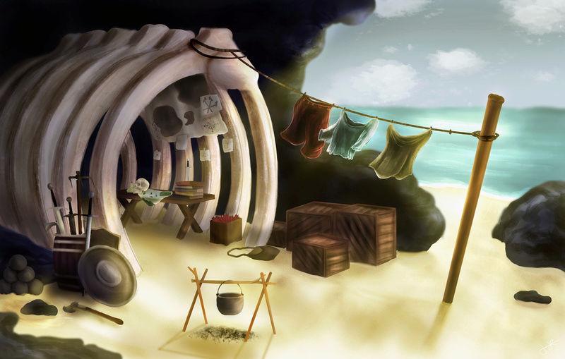 Objevitelská liga - Honba za zlatou opicí Pirate12