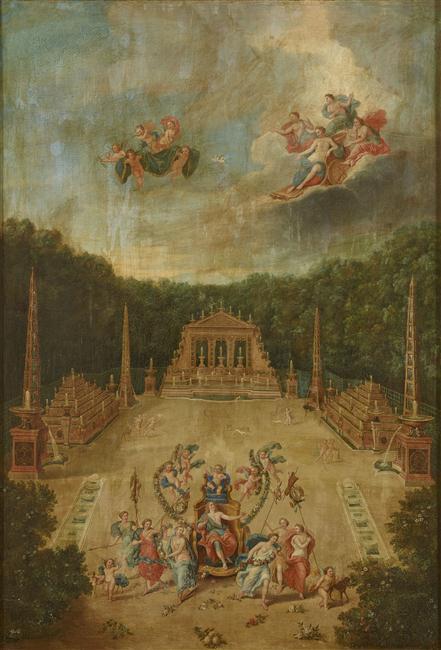 Adonis, heros antique à Versailles 13-60410