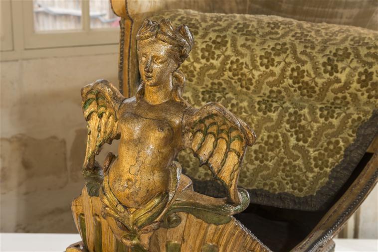 La Chimère, monstre mythologique à Versailles 16-53912