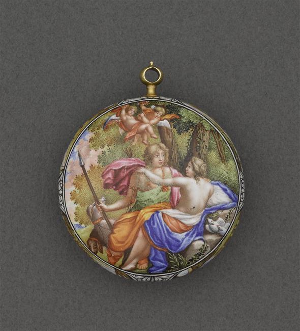 Adonis, heros antique à Versailles 16-55910