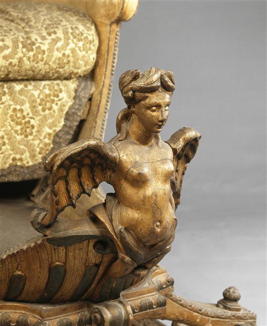 La Chimère, monstre mythologique à Versailles 97-00611