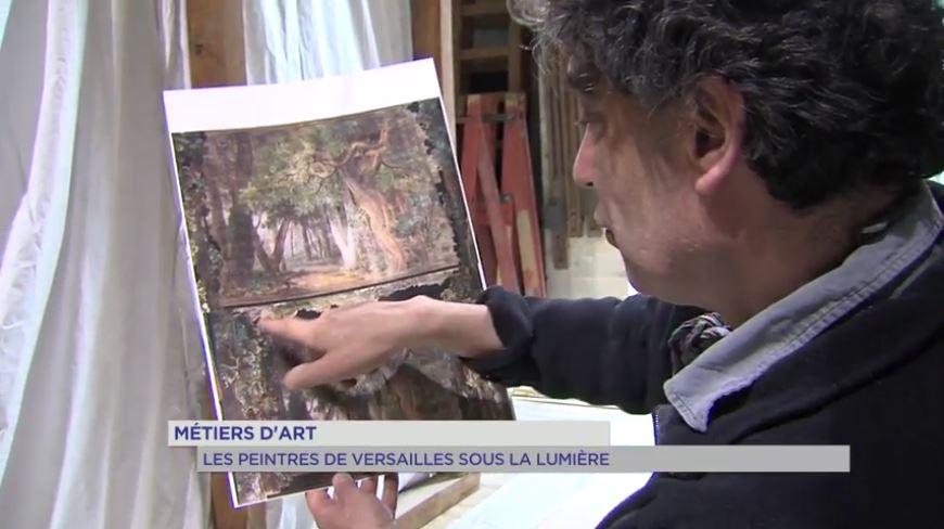 Exposition Louis-Philippe, en 2018 à Versailles - Page 3 Antoin10