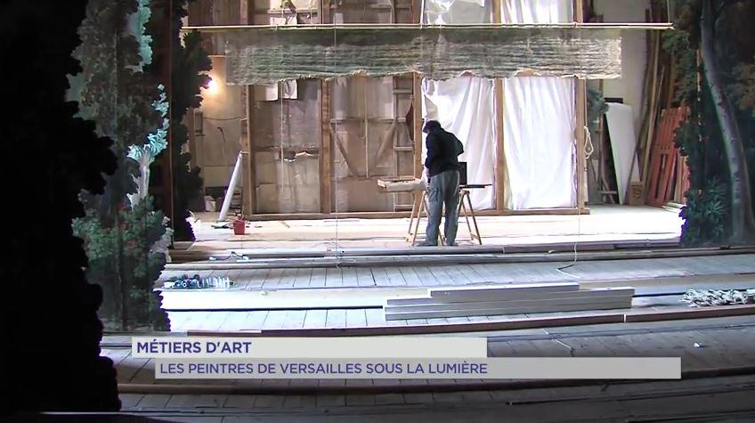 Journées européennes des métiers d'art Versailles avril 2017 Antoin11