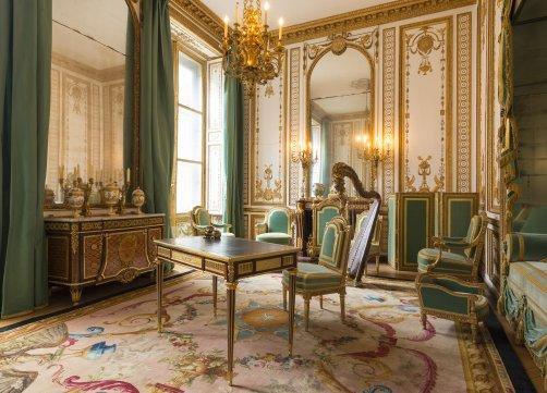 Conservation préventive Demeures historiques/châteaux-musées Arton710