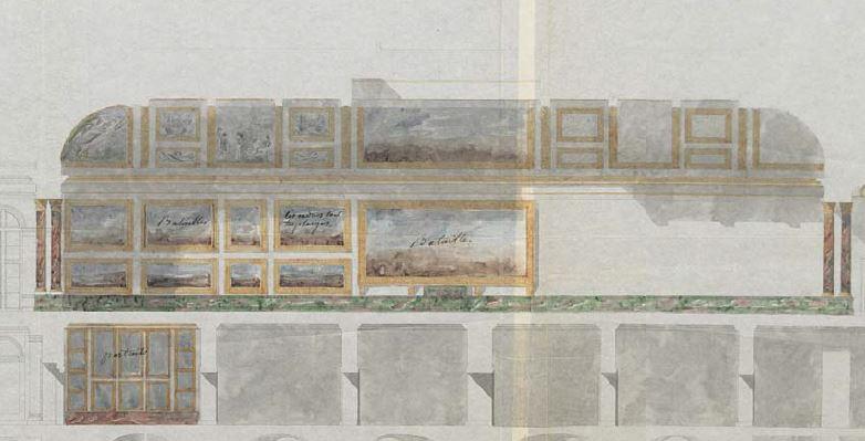 Galeries historiques du Palais de Versailles : aux origines. C6awti10