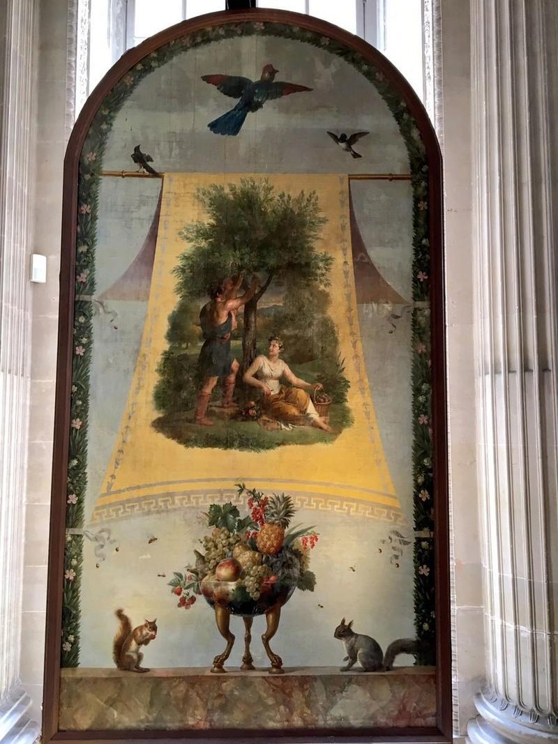 Le mobilier du château de Saint-Ouen s'expose à Maisons C7rvvx10