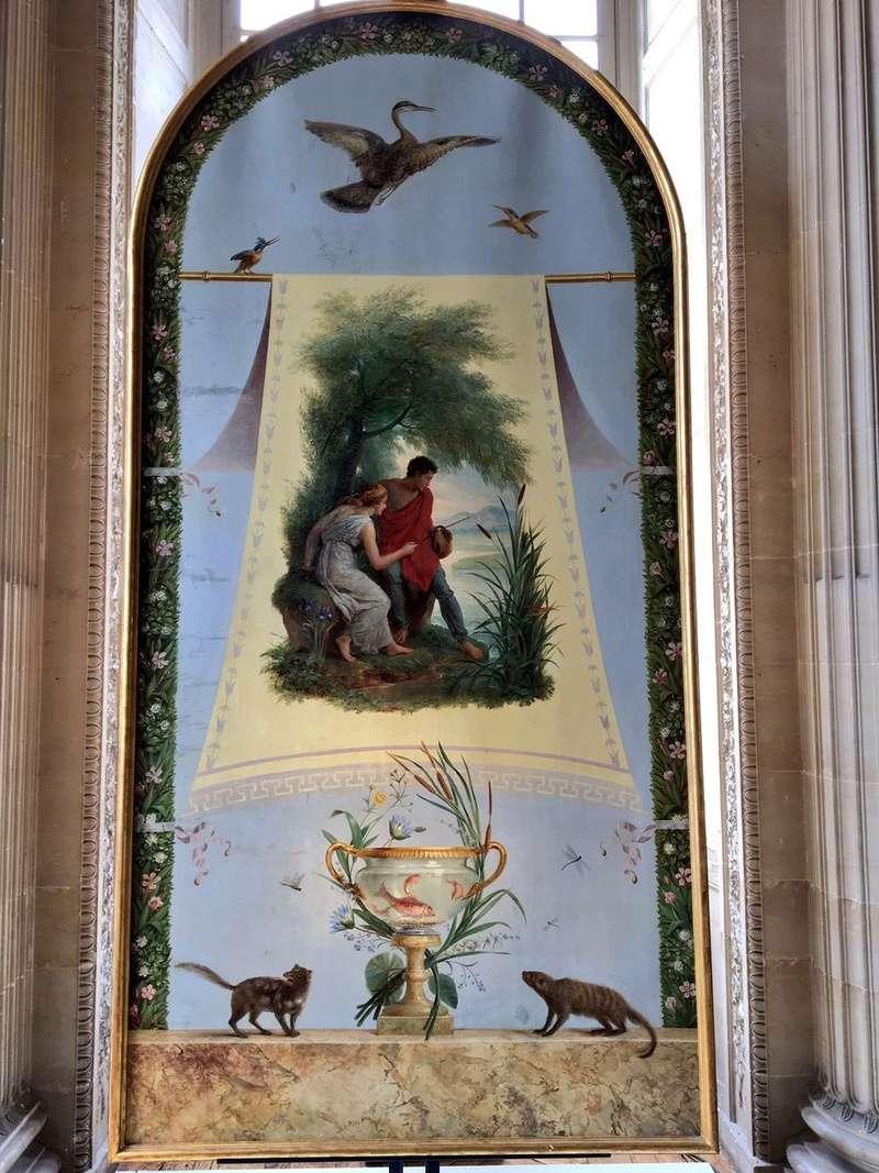Le mobilier du château de Saint-Ouen s'expose à Maisons C7rvvy10