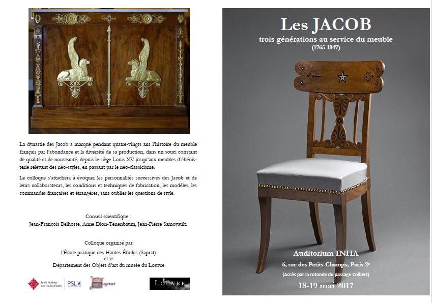 Les Jacob, trois générations au service du meuble Colloq12