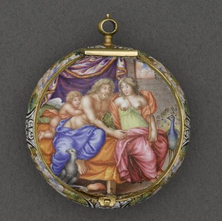 Adonis, heros antique à Versailles Jupite11