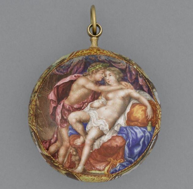 Adonis, heros antique à Versailles Montre10