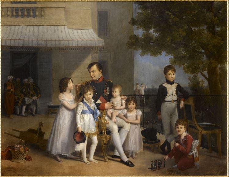 Expo. Caroline, soeur de Napoléon, reine de arts Napoly10