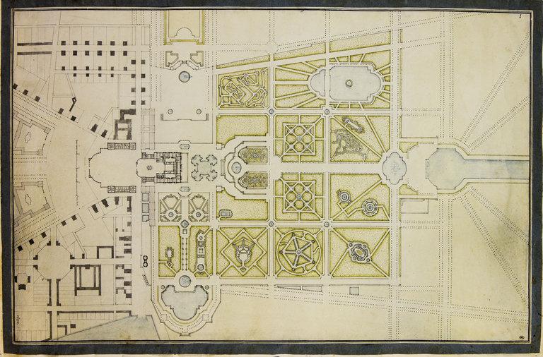 Exposition Israël Silvestre au Louvre en 2018 Plan_v10
