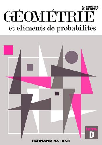 Manuels de mathématiques anciens (principalement pour le lycée) - Page 2 N_n_tl12