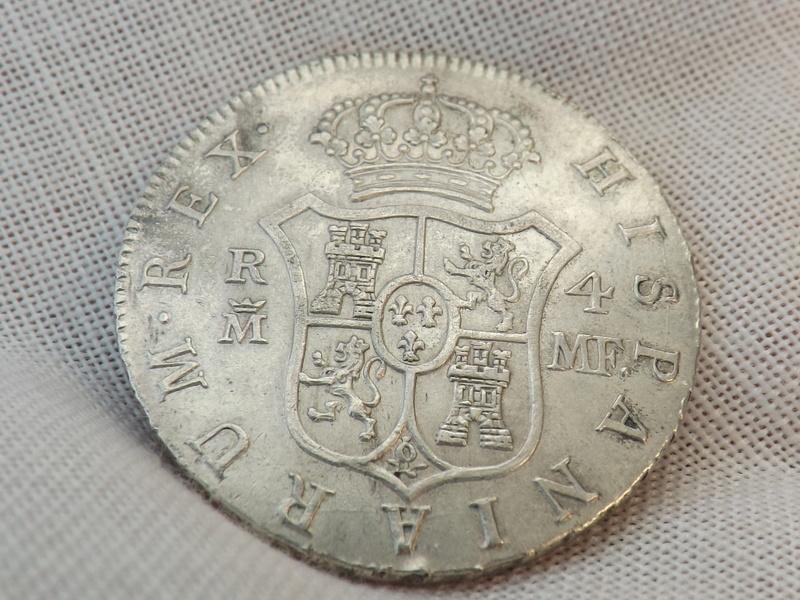 4 reales 1792. Carlos IIII. Madrid 01610