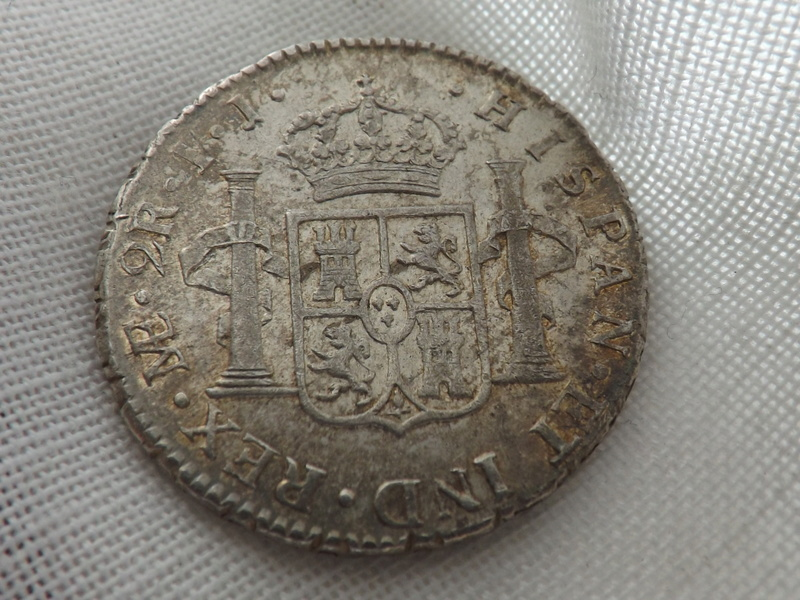 2 reales 1799. Carlos IIII. Lima 03410