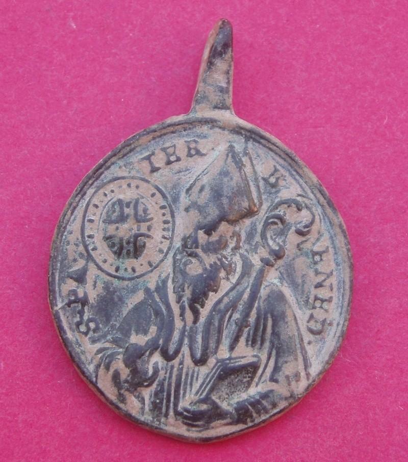 Medalla de San Bernardo y San Benito Iii_1910