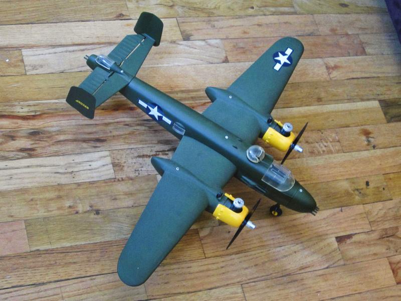 Aurora B-25 B25a10