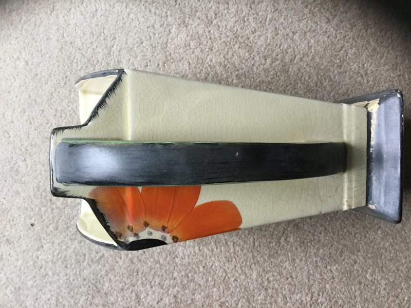Help identifying Unmarked Art Deco style jug Img_4813