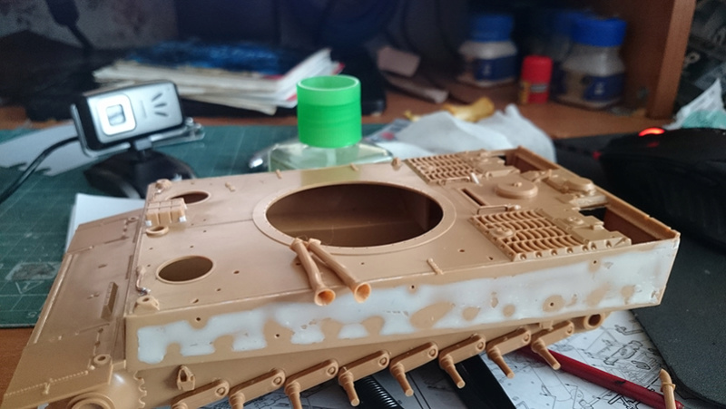 Pz.Kpfw. VI Tiger Ausf. H Dsc_0819