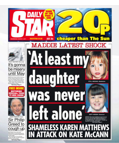 Daily Mail: How Karen Matthews branded Kate McCann a 'dreadful mother'  - Page 2 Captur11