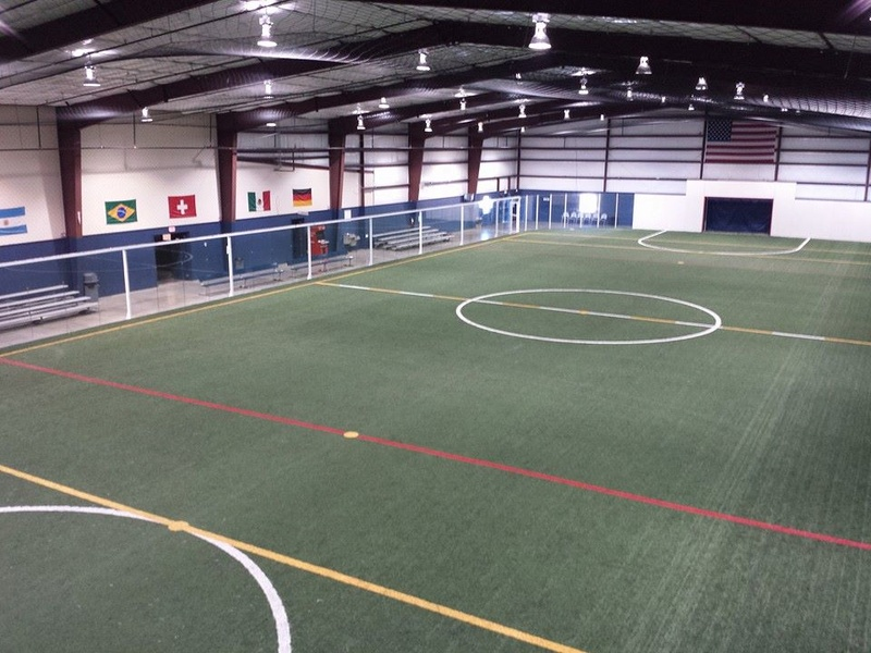 Indoor Soccer Fields For Rent - Fort Worth Canva110