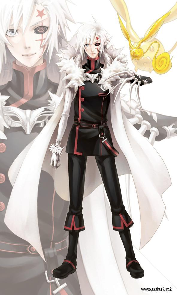 Yue e Sakura X Allen e Cross Twludm10