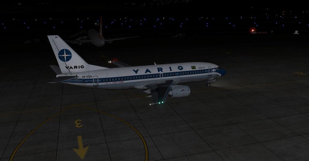Testando o X-Plane 11 20170412