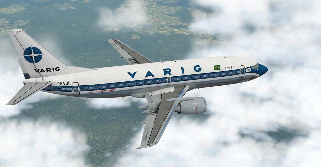 Testando o X-Plane 11 20170417