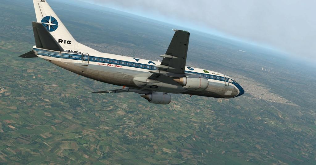 Testando o X-Plane 11 20170418