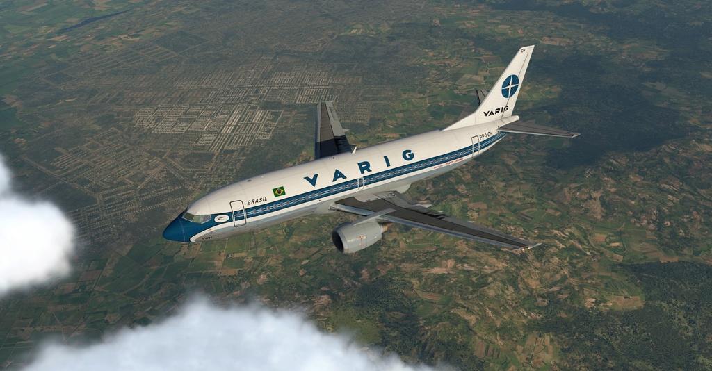 Testando o X-Plane 11 20170420
