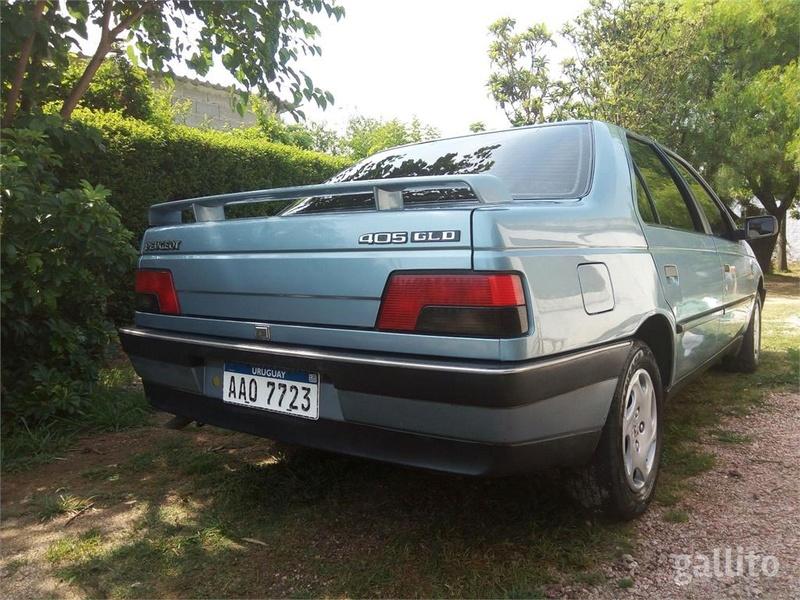 VENDO Peugeot 405 GLD 1.9 - 1997 17012817