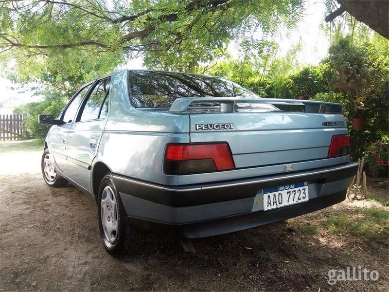 VENDO Peugeot 405 GLD 1.9 - 1997 17012819