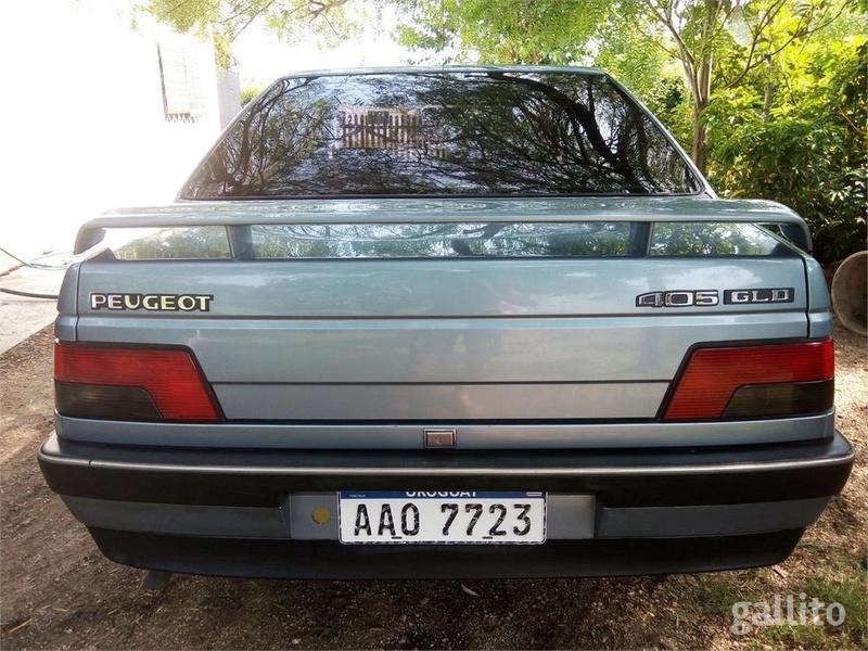 VENDO Peugeot 405 GLD 1.9 - 1997 17012820
