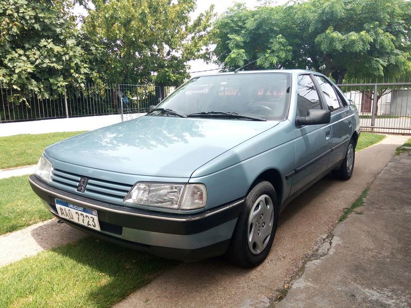 VENDO Peugeot 405 GLD 1.9 - 1997 Img_2014