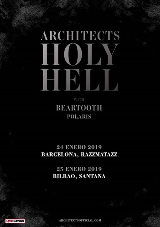 Agenda de giras, conciertos y festivales 20180910