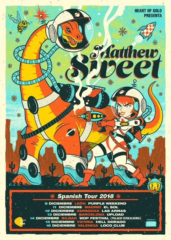 Agenda de giras, conciertos y festivales - Página 5 20181110