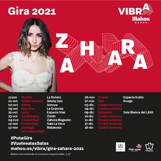 "ZAHARA ""PUTA"" 20210510"