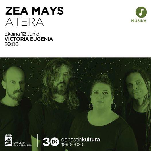 Agenda de giras, conciertos y festivales - Página 5 Zeamay10