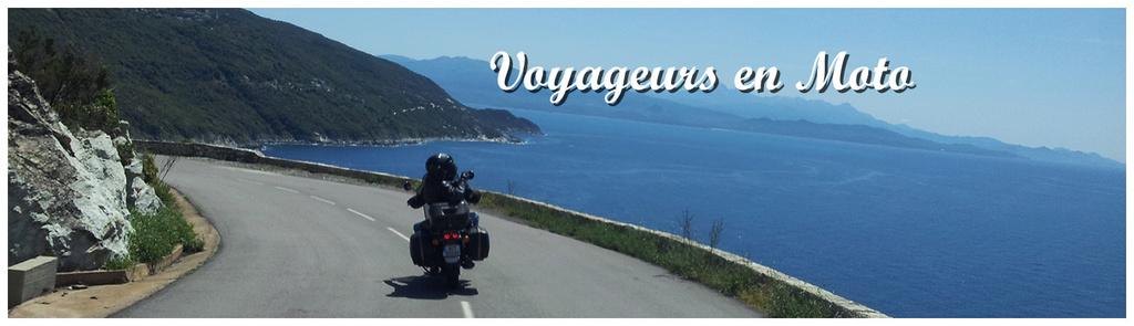 Voyageurs en Moto