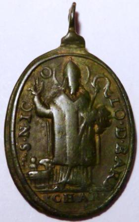 San Nicolas de Bari / Crucifixión (R.M.SXVII-O460) Aggiun13