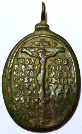 San Nicolas de Bari / Crucifixión (R.M.SXVII-O460) Aggiun14