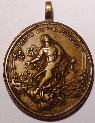 Beata Catalina de Génova / Asunción de la Virgen   (R.M. SXVIII-O146B) Savona14