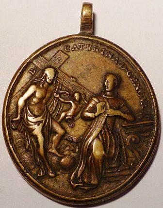 Beata Catalina de Génova / Asunción de la Virgen   (R.M. SXVIII-O146B) Savona15