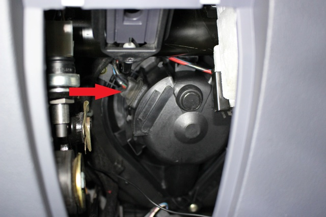Tuto Changement du moteur de ventillation habitacle Photo_20