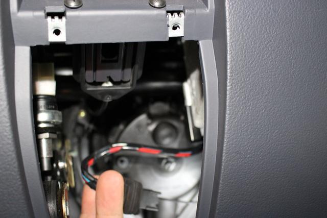 Tuto Changement du moteur de ventillation habitacle Photo_21