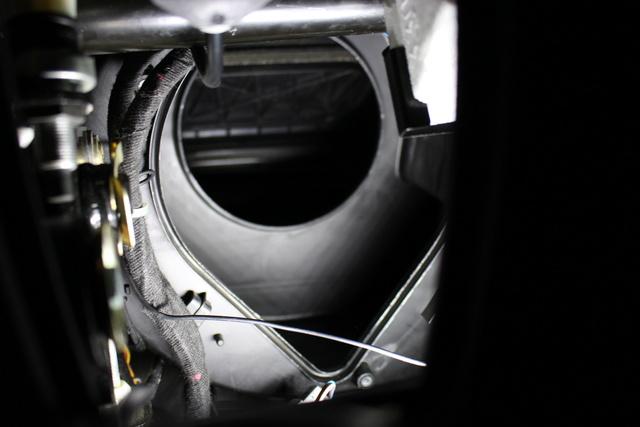 Tuto Changement du moteur de ventillation habitacle Photo_24