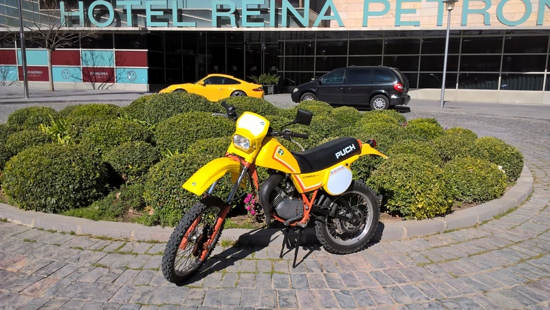 Puch Cobra M-82 3ª serie - Nueva Puch Wp_20115