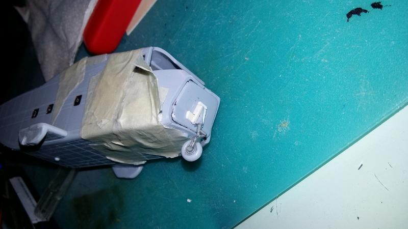 Pink Skyvan-1/72 Shorts Skyvan (Airfix) 20170210